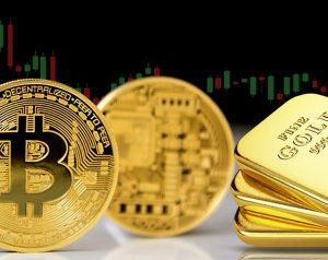 فرق بیت کوین و طلا